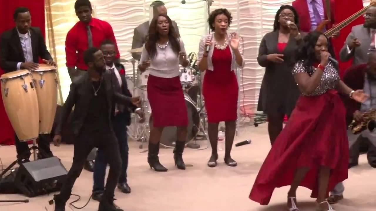 tye tribbett african praise