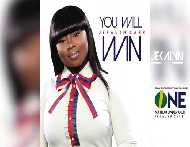 You Will Win by Jekalyn Carr