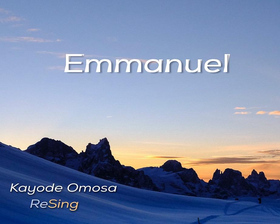 Emmanuel By Kayode Omosa