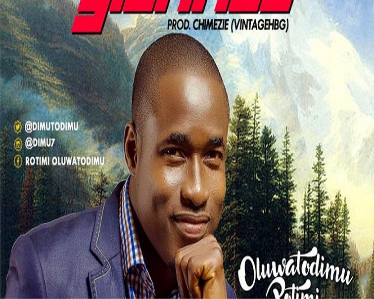 Be Glorified By Oluwatodimu Rotimi