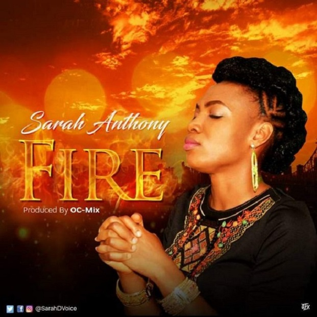 Fire – Sarah Anthony