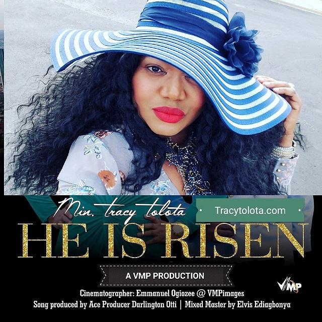 He Is Risen – Tracy Tolota