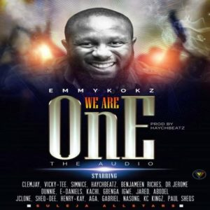 We Are One – Emmykokz