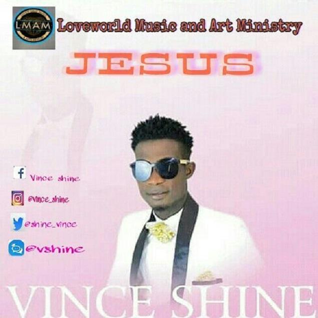 Jesus by Vince Shine