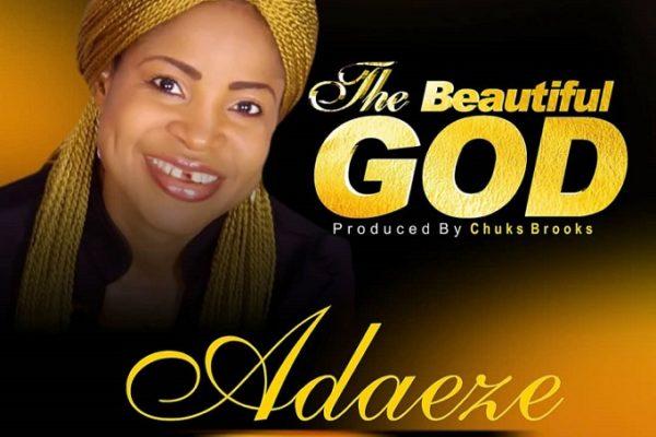 The Beautiful God by Adaeze