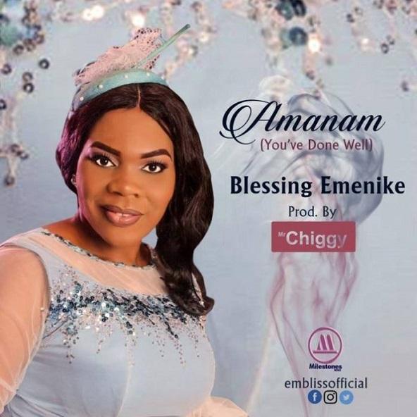 Amanam byBlessing Emenike