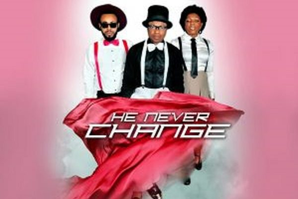 He Never Change by G Clef