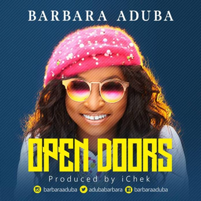 Open Doors by Barbara Aduba