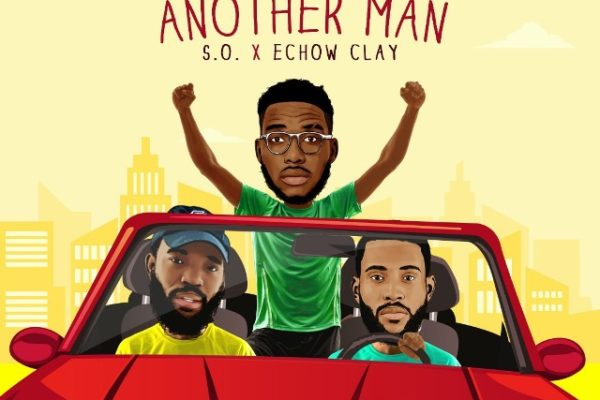 Another Man by Limoblaze