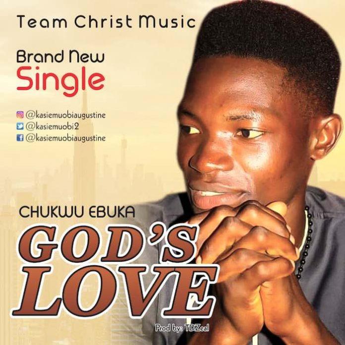God's Love by Chukwu Ebuka