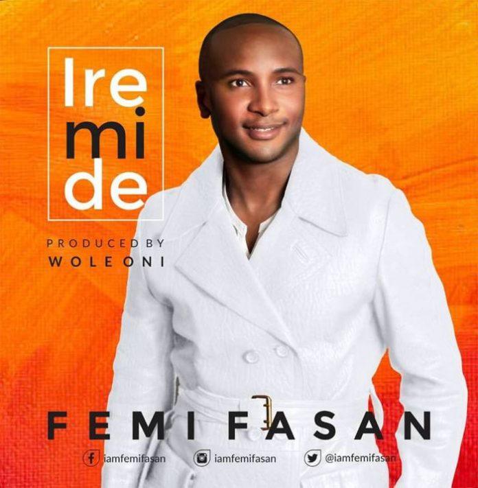 Ire Mi De by Femi Fasan