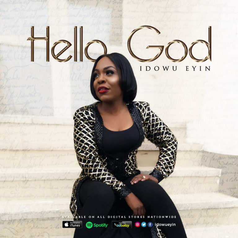 Hello God By Idowu Eyin