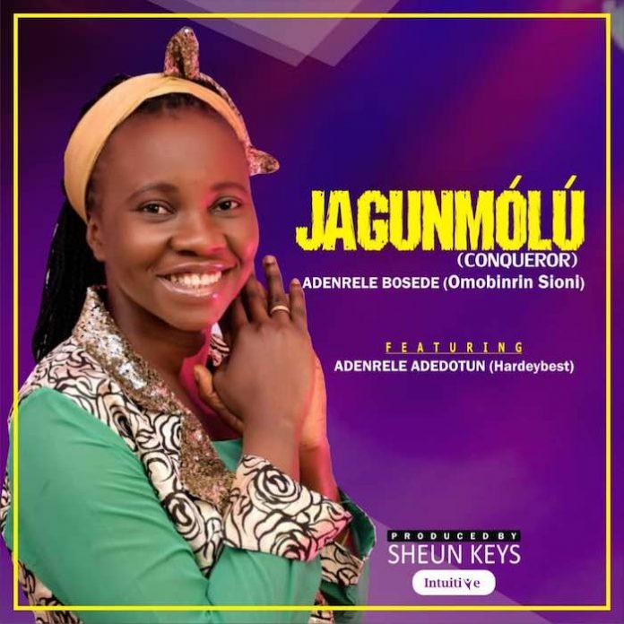 Jagunmolu By Adenrele Bosede