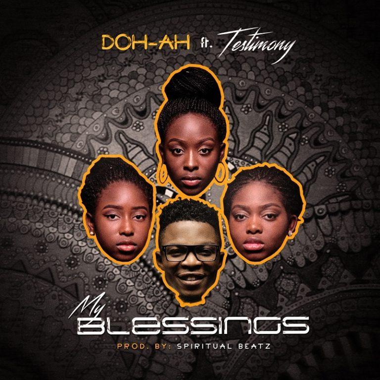 My Blessings By DOH-AH