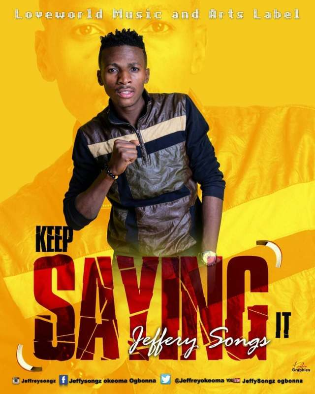 Keep Saying It By Jeffery Songz