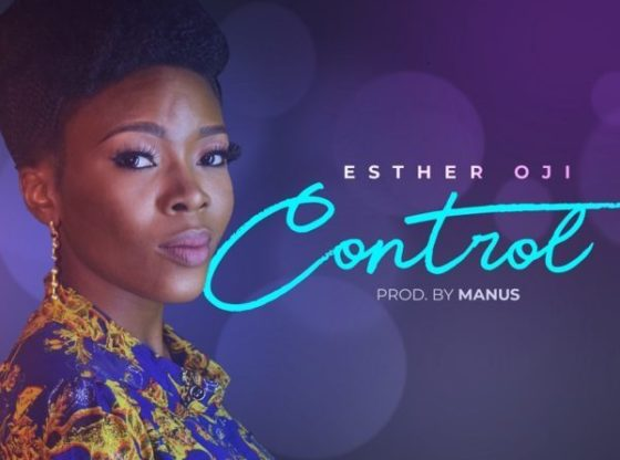 CONTROL by ESTHER OJI