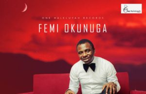 I Depend On You By Femi Okunuga