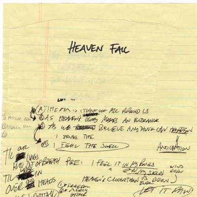 Heaven Fall by Cody Carnes