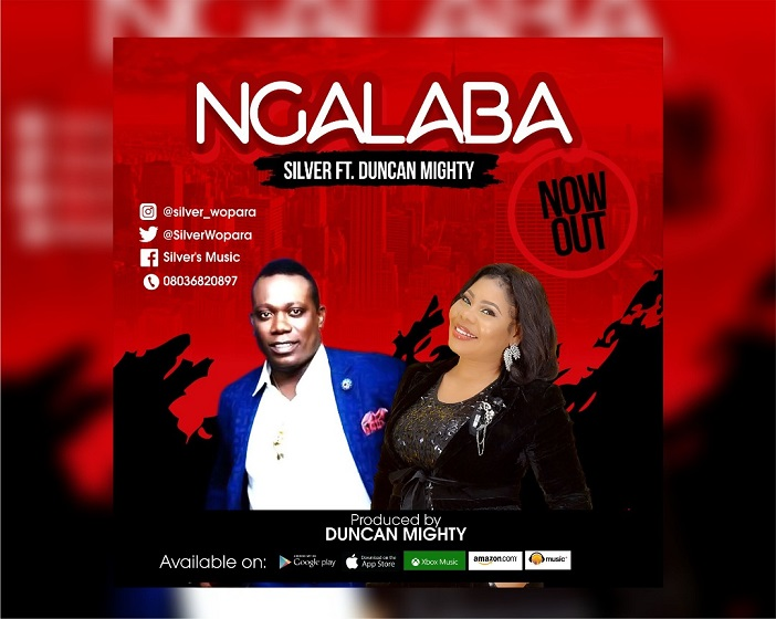 Ngalaba BY Silver Ft Duncan Mighty