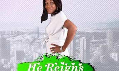He Reigns By Vivian Humphrey