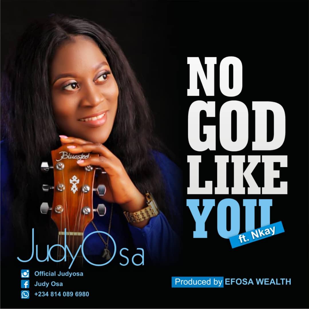 NO GOD LIKE YOU By UDY OSA