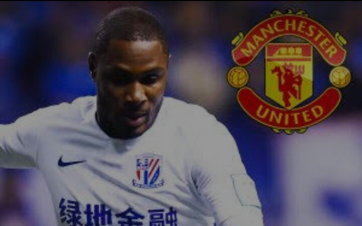DONE DEAL: Manchester  United signs Odion Ighalo