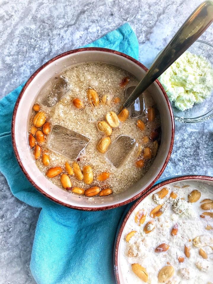 consumption of soaked garri might increase the risk of lassa fever in Nigeria- Dr. Okolo