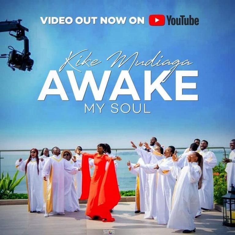 "Kike Mudiaga - ""Awake My Soul"
