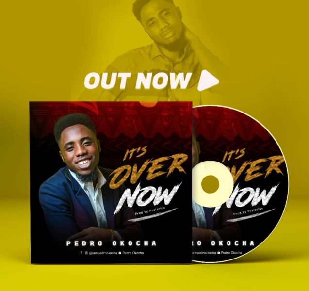It's Over Now By Pedro Okocha
