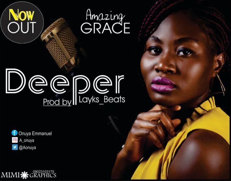 Deeper By Amazing Grace